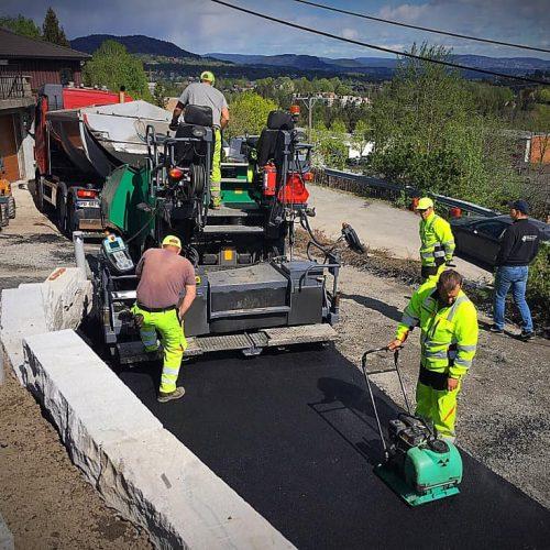 Asfaltering Oslo og Viken - Vei og Anlegg AS