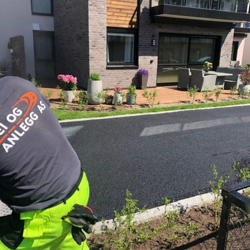Grunnabried og asfalt Oslo - Vei og Anlegg AS